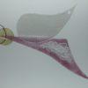 Glasengel Engel Flug Kristall rosa 1