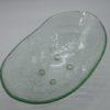 Glasschale Oval Transparent 1