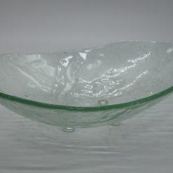 Glasschale Oval Transparent 3