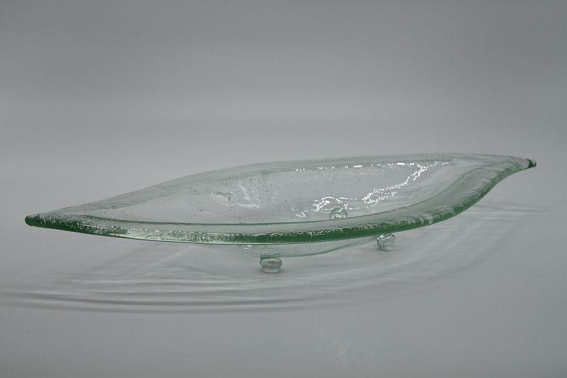 Glasschale Pistazie Transparent 3