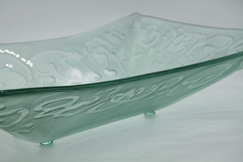 Glasschale wie schön Transparent 2