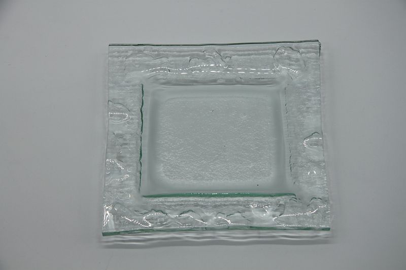 Glasschale klein Transparent 1