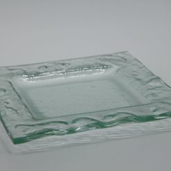 Glasschale klein Transparent 3