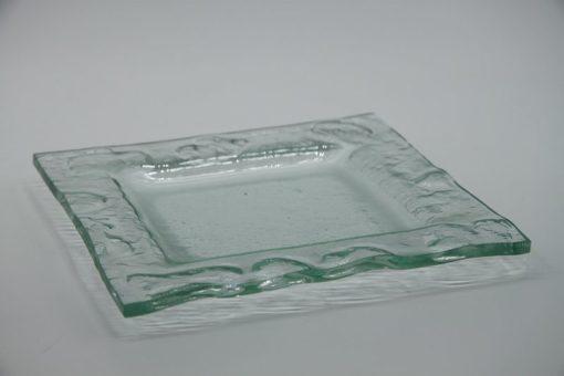 Glasschale klein Transparent 3