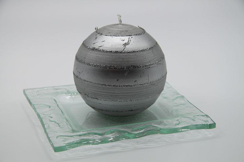 Glasschale klein Transparent 4
